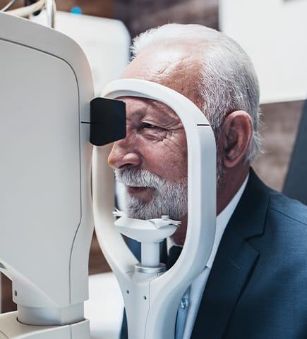 Adult Eye Exams Supporting Image